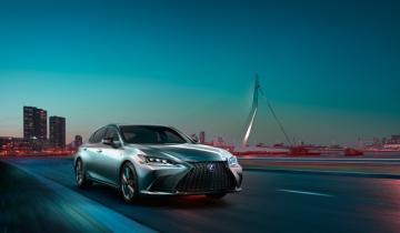 全新Lexus ES登場 舒適與性能同樣增強